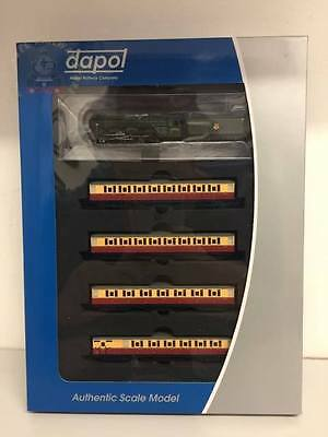 Dapol 2S-011-004 A3 Flying Scotsman 60103 BR Green Early Crest Train Pack