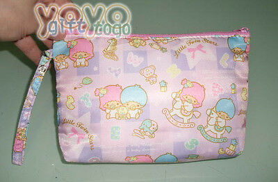 Sanrio Little Twin Stars Cosmetic Bag makeup bag Multipurpose Pouch 2012