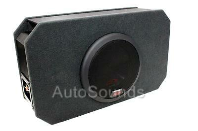 "Alpine SBR-S8-4 8"" Ported Subwoofer Enclosure with 1000 Watt 8"" Type R Subwoofer"