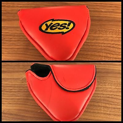 Yes! Putter Headcover