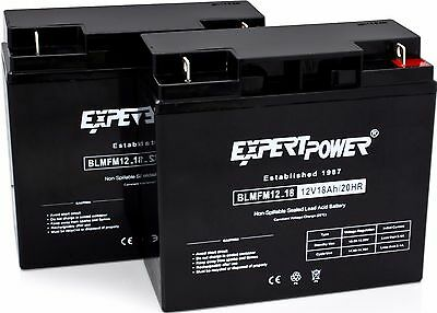 ExpertPower APC RBC7 Cartridge Battery Replacement for UPS Backup System