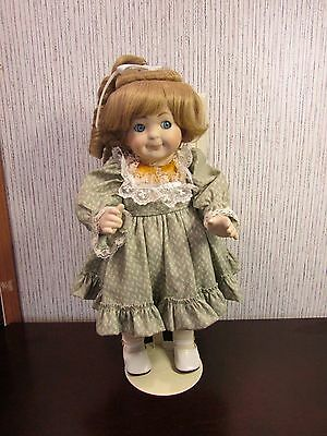GOOGLY Doll Reproduction googlie doll Heubach #173 by Francine Cee 16""