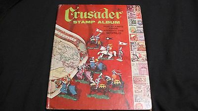 Vintage 1967 Whitman Crusader Stamp Album 6701 For Stamps From Around The World