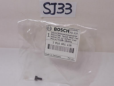 New Oem Original Replacement Part Bosch Hex Screw Wh004 2910401118