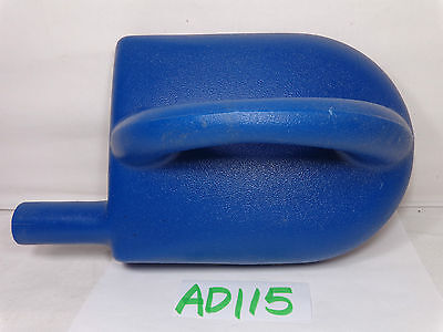 New Powr-Flite Oem Part Replacement Upholstery Lid Blue Px203 Made In Usa