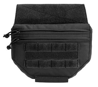 Drop Down Utility Pouch WARRIOR Elite Ops -Farbe: Black