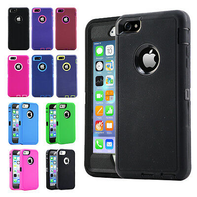 iPhone 6S 6/ 5S 5 Plus Case, 2017 Cute New Heavy Duty Cover