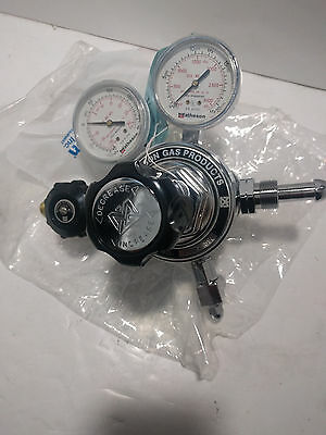 Matheson Gas Products 3102C 590 Dual-Stage Regulator