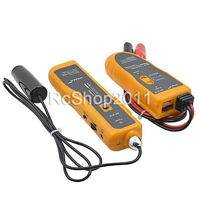 NF-816 Underground Cable Wire Locator Tracker Lan With Earphone Tester AU