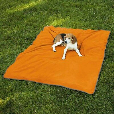lightweight Insect Shield Pet Blanket for picnics, camping and outdoor activity