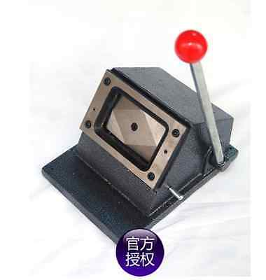 Any Size And Shape Heavy Duty Die Cutter for Cutting Photo, Paper & PVC Cards