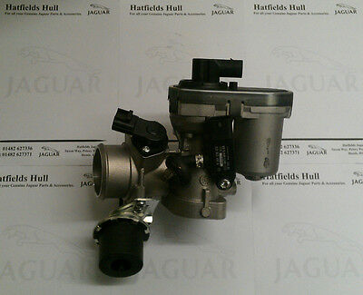 Ford Mondeo 2.2 Diesel Egr Valve Brand New With Dpf Vacuum Egr