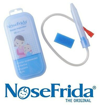 Nose Frida Baby Toddler Nasal Aspirator Plus Extra 20 Filters - Free Express Shi