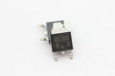 D1760Q INTEGRATED CIRCUIT NOS (New Old Stock) 1PC. C552BU1F231216