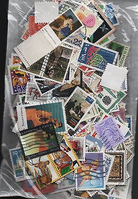 USA Kiloware off paper 50gms fine used excellent selection 150+ stamps