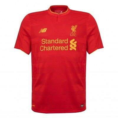 liverpool home football shirt 2016/17 all sizes available
