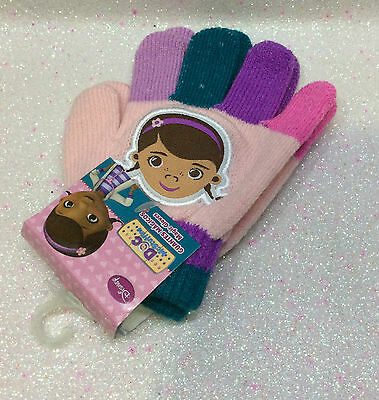 Disney Dottoressa Peluche Doc Mc Stuffin Guanti Magici Magic Gloves