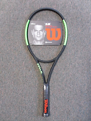 Wilson Blade 98 Countervail Tennis Racket - Various Grip & Stringing Options