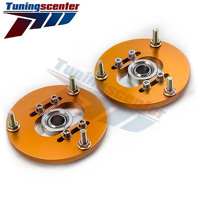 Adjustable Camber Plates for BMW E46 3 Series Top Mount Suspension Plate TCT