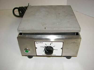 Barnstead-ThermolyneType 1900 Hot Plate Model HP-A1915B Stainless Steel