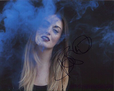 Roisin O In Person Signed Photo - B531 - Singer