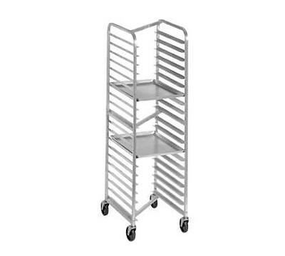 "Channel Manufacturing Aluminum Nesting Sheet Pan Rack Holds 20 18"" x 26"" Pans"