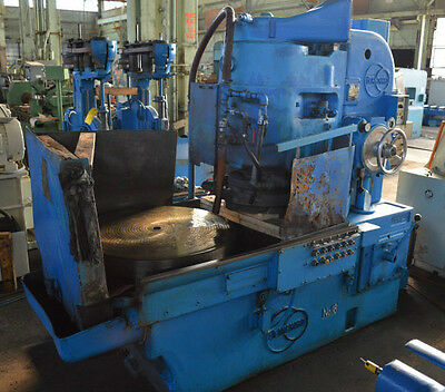 "36"" Blanchard ""18-36"" Vertical-Spindle Rotary Surface Grinder - #27676"