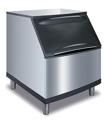 """Manitowoc 290Lb Ice Storage Bin Stainless 30"""" Wide With Legs - B-400"""
