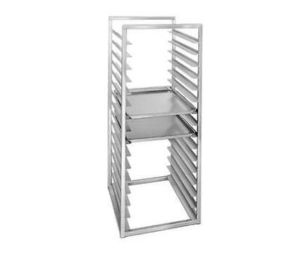 Aluminum Insert Sheet Pan Rack Holds 16 Full Size Sheet Pans