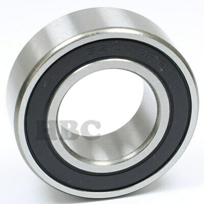 Ball Bearing Hbc 63005-2Rs Cartridge Type With 2 Rubber Seals European Width