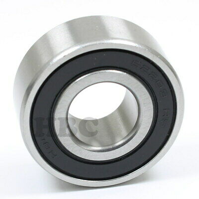 Radial Ball Bearing Hbc 62203-2Rs Cartridge Type 2 Rubber Seals European Width