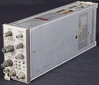 Tektronix 7A22 Differential Amplifier Oscilloscope Plug-In Module Assembly