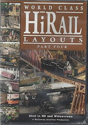 World Class HI-RAIL LAYOUTS Part 4: Exquisite scenery, museum quality structures