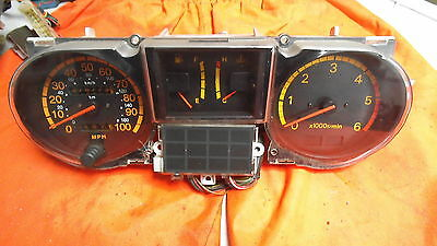Mk1 Pajero Shogun Speedo Clocks Instruments Mb749821 Mph 276K
