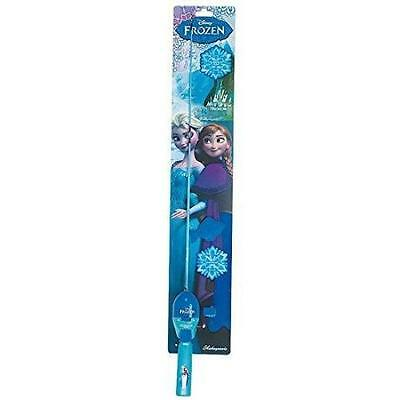 Shakespeare Kids Disney Frozen Fishing Pole Rod Reel Spincast Combo