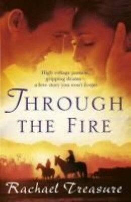 Through the Fire by Rachael Treasure Paperback Book (English)
