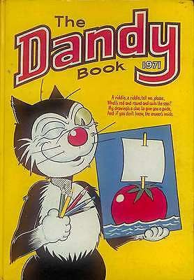 The Dandy Book 1971 (Annual), , Good Condition Book, ISBN