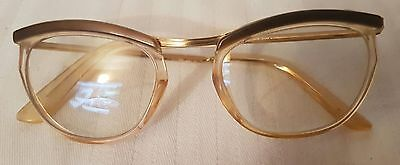 OCCHIALI DA VISTA VINTAGE EYEGLASSES - AMOR made in France