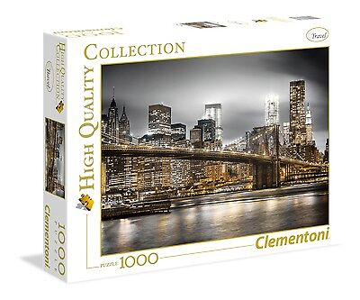 Puzzle High Quality Collection: New York Skyline - 1000 pz.