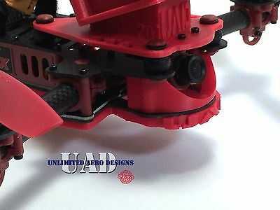 FPV Camera Guard w/ Landing Skid for Immersion RC Vortex 285 quadcopter FPV