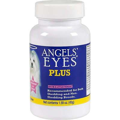 Angels' Eyes Plus Natural Supplement For Dogs 45g Chicken 094922009036