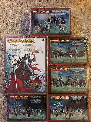 Warhammer Vampire Counts Army (Age of Sigmar / 9th Age / Kings of War)