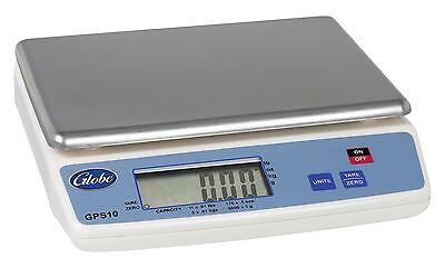 Globe GPS10 10lb Digital Portion Control Scale with LCD Digital Display