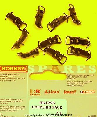 hornby international ho spares hs1225 1x coupling pack suits hj2000/06/25/31