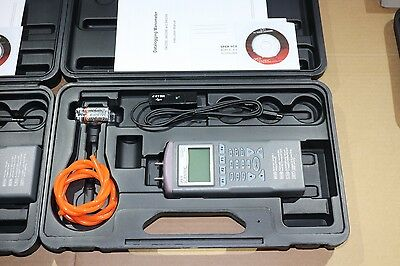 Sper Digital Datalogging Manometer Differential Pressure Gauge 0-5psi