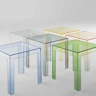 Table d'appoint Kartell Jolly, blanc