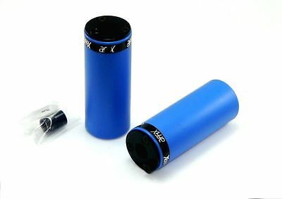 New affix Stolen Thermalite Blue Other BMX Peg, ech swiss by 14mm (Add 10mm)
