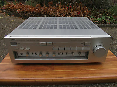 Vintage Yamaha A 1020 with manual