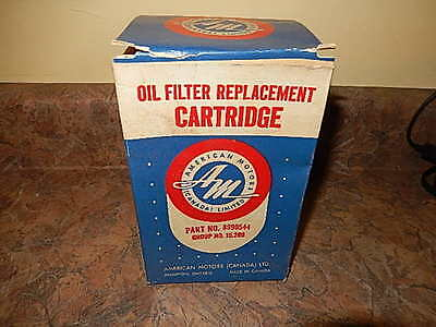 Vintage Oil Filter Austin Healey Lancia  Lotus Mg  Same As Fram Ch814Pl  51300