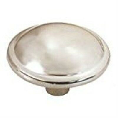 Knob Cabinet 1-3/8in Polished Chrome